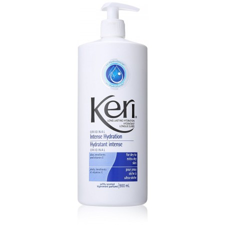 Keri Original Lotion Hydratation Intense, 900 ml / 30,4 Oz