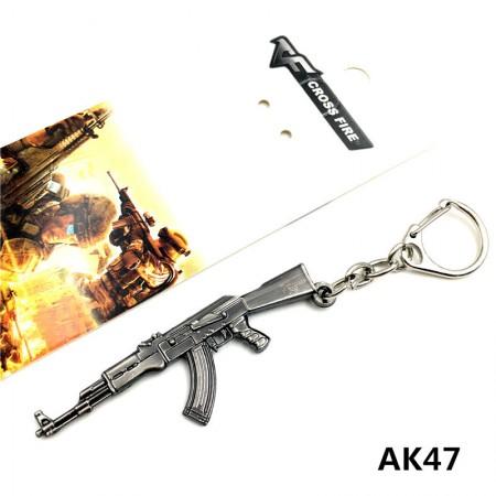 Porte-clés CF alliage des armes à feu / Pendentif Gros