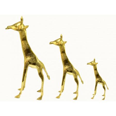Girafe - Nickel déco