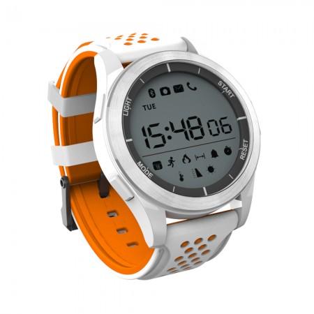 EXRIZU F3 Montre Smart Watch IP67 Étanche 3ATM Soutien Bluetooth, Lumineux ,Altitude Mètre, Podomètre