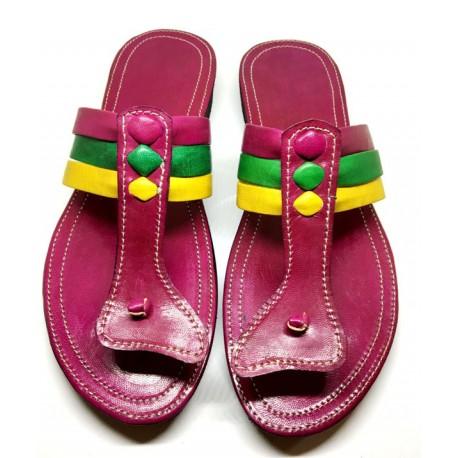 Chaussures pour femme - 100% cuire