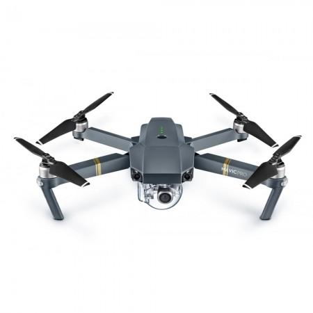 Drone Mavic Pro Fly More Combo, Distance portée 7 Km, autonomie de 27 minutes