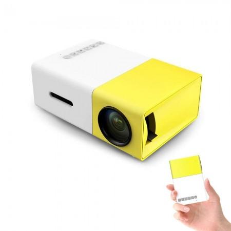 Mini Projecteur LCD Portable /Pocket Home Cinéma