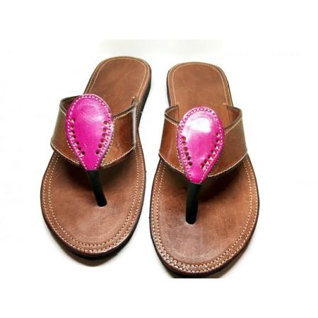 Chaussure pour femme - 100% cuire