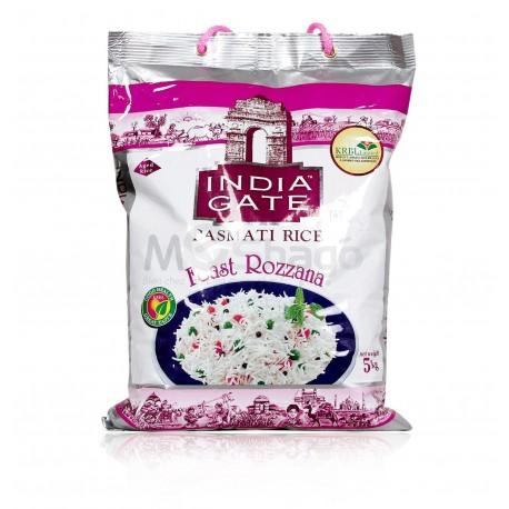 (Pour Diabétique) - Riz India Gate Rozana Basmati 5kg