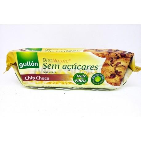 (Pour Diabétique) -Biscuit Diet Nature Chip Choco Sans sucres 125g
