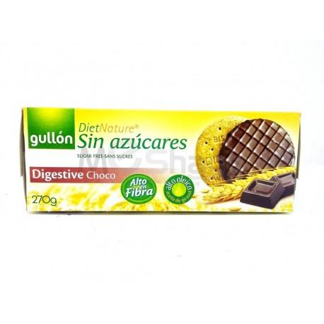 (Pour Diabétique) - Biscuit Choc Digestive Diet Nature 270 g