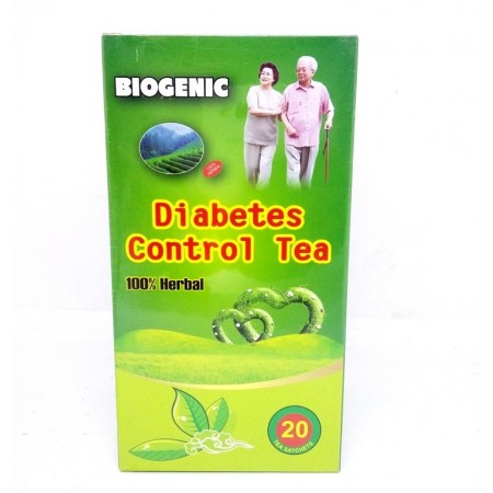 (Pour Diabétique) - Biogenic diabète control théa