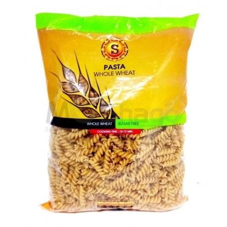 (Pour Diabétique) - Spaghetti Whole wheat, sans sucre