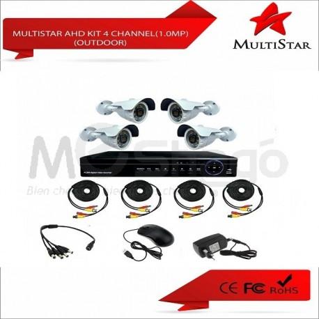 Kit Caméra de surveillance 1MP/720p