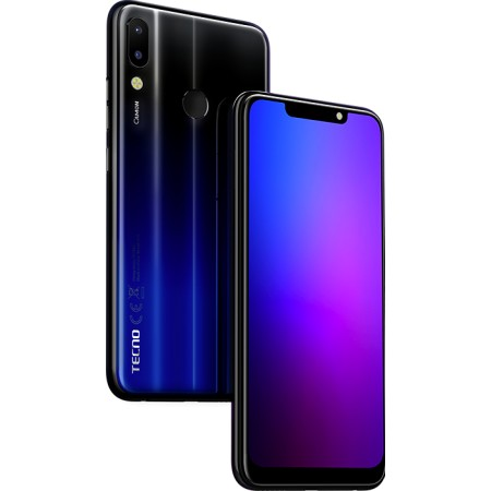 Tecno Camon 11Pro , 64 Gb Disque, 6 Gb Ram, 3750mAh,
