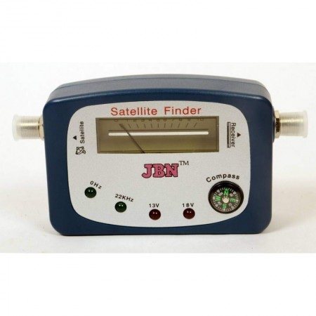 Détecteur de signal satellite analogique
