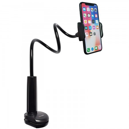 Support mobile flexible, bras long à rotation universelle 360 ​​°