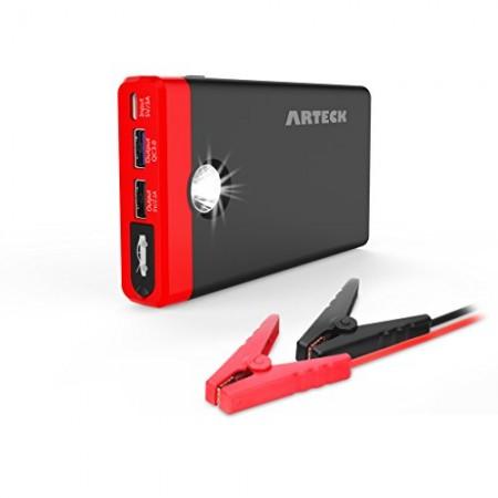 Chargeur de batterie Auto Arteck Starter, chargeur de batterie externe , port usb 3.0