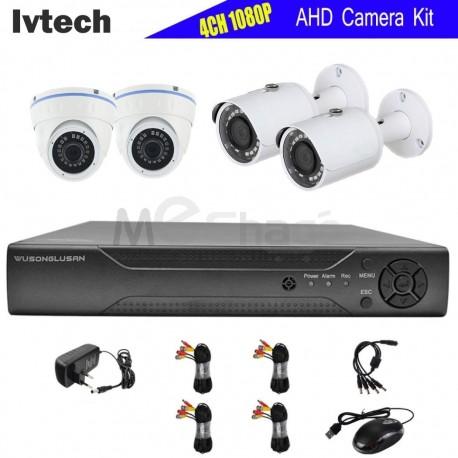 CCTV Système de sécurité - caméra de surveillance
