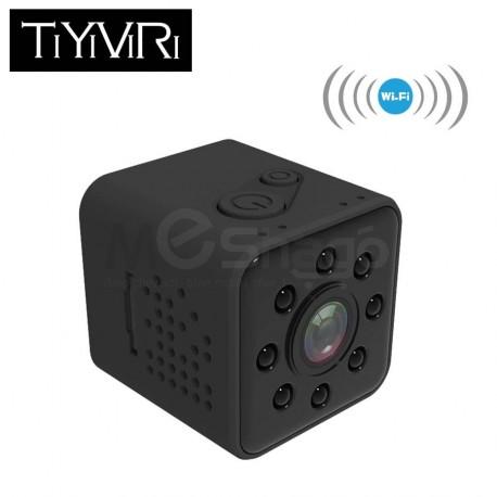 Mini Caméra WIFI, étanche HD 1080p Grand Angle ,Vision Nocturne
