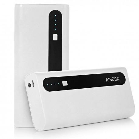 Power Bank Aibocn 10,000mAh, Chargeur de batterie externe
