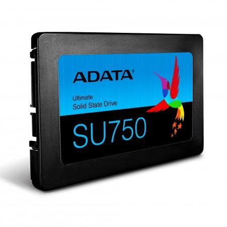 Disque SSD ADATA 512 Gb, Ultimate SU750 - pour Ordinateur portable