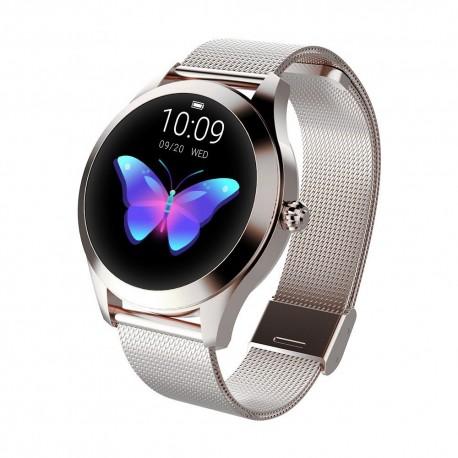 Montre intelligente, Smartwatch connecter IOS Android pour femmes.