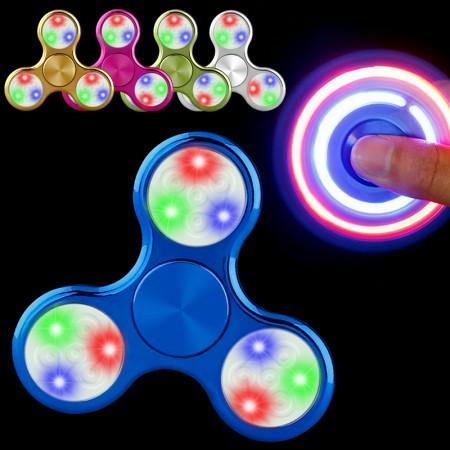 Spin hand lumineu