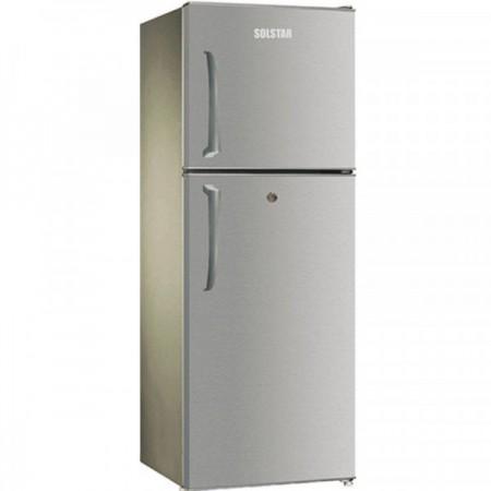 Réfrigérateur Solstar Double Porte - 175L RF175-TDINB SS