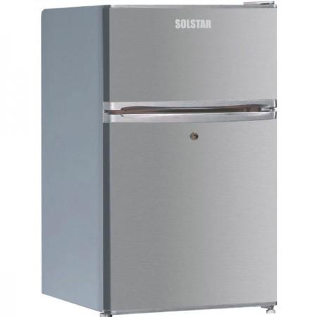 Réfrigérateur Solstar 2 portes RF135-TDINVSS