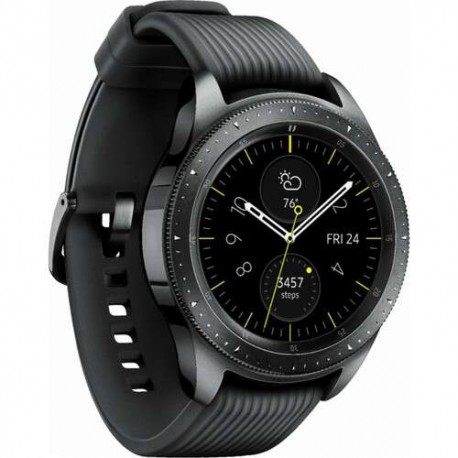 Samsung Galaxy Smartwatch (42mm) Noir minuit (Bluetooth) SM-R810NZKAXAR