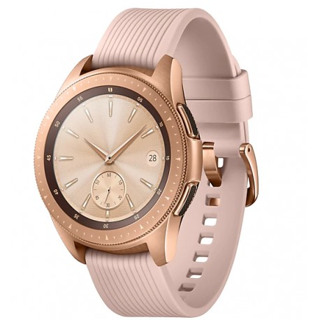 Samsung Galaxy Rose Gold Smartwatch (42mm)