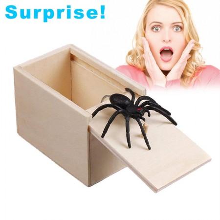 Boîte effrayante, Super jouet pour faire une blague en famille et amis.