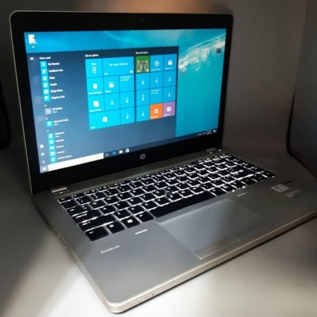 HP Elitebook folio CORE i7, 500Go , RAM 4 Go, Clavier lumineux
