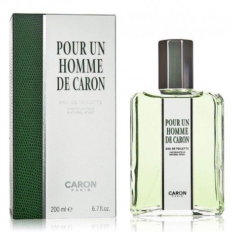 Pour Un Homme de Caron - Parfum Eau De Toilette 200 ml