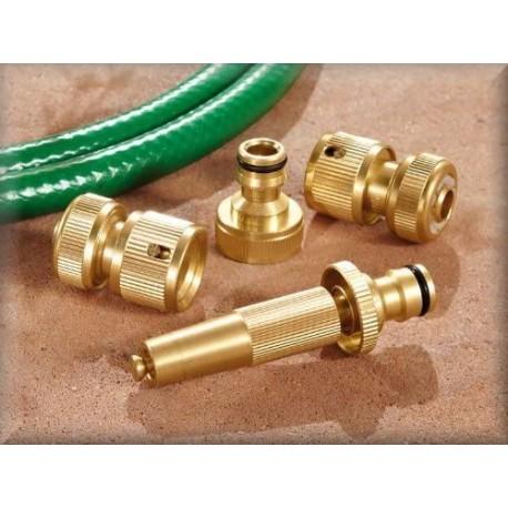 Ensemble de système de prise en laiton de haute qualité, durable et résistant à la corrosion