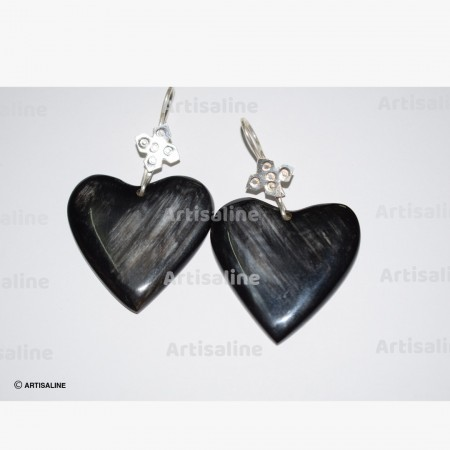 Boucles d'oreilles - Collection Artisaline
