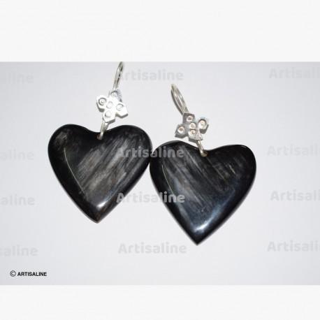 Boucles d'oreilles - Collection Artisaline