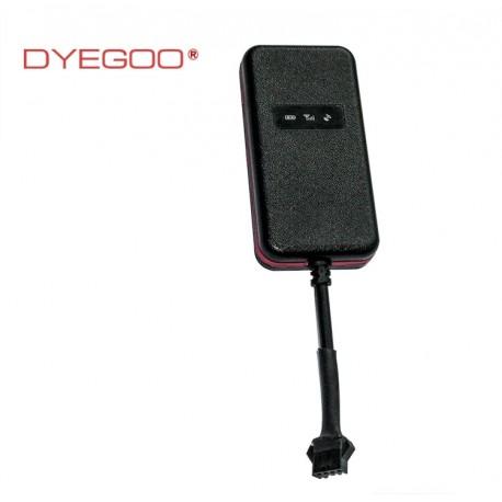 Tracker GPS 4 bandes multi-fonction étanche pour voiture / moto / autres