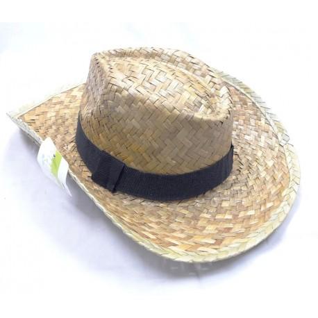 Chapeau de paille personnalisé / Fabrication Allemande