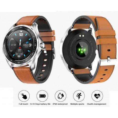 Smartwatch S09plus, montre intelligente hommes IP68 étanche fréquence cardiaque