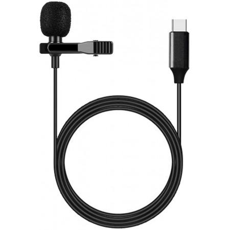 Micro Cravate Microphone du TYPE C pour smartphone - de Haute qualité