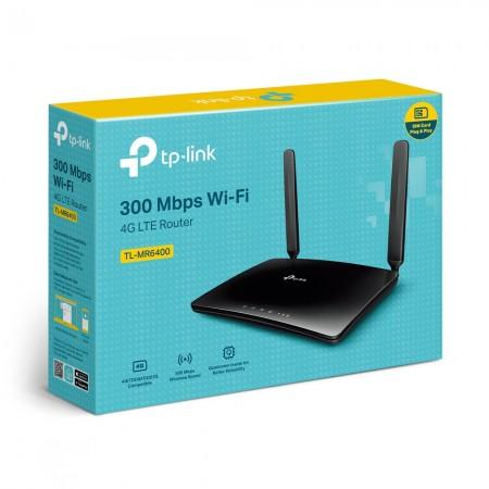TPLINK Modem/Routeur 4G LTE WiFi N 300 Mbps
