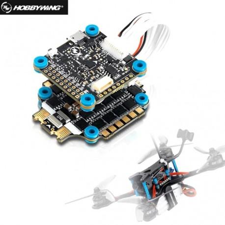 Micro contrôleur de vol F4 GC pour Drone de course FPV quadrirotor 60A 4in1 BLHeli-32