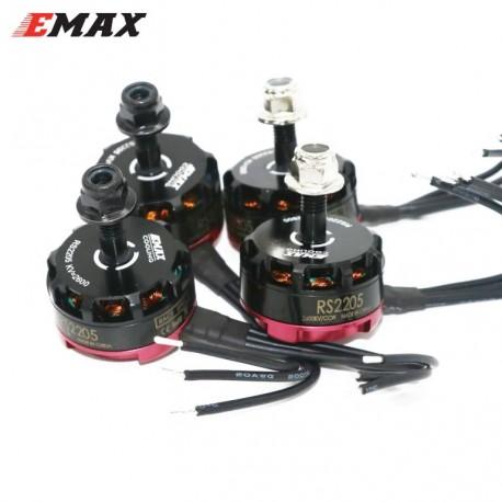 4 pièces/lot Emax RS2205 2300KV/2600KV moteur Brushless pour QAV200