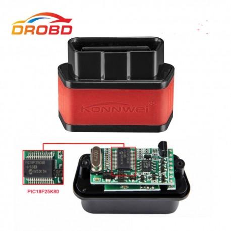 Outils de Diagnostic OBD2 AUTO, Connexion Bluetooth scanne code erreur moteur