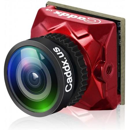 FPV Caméra Caddx Ratel 1200TVL Micro-caméra FPV Cam OSD Version 2.1mm Objectif de Nuit avec Filtre ND8 PAL / NTSC 16: 9/4: 3