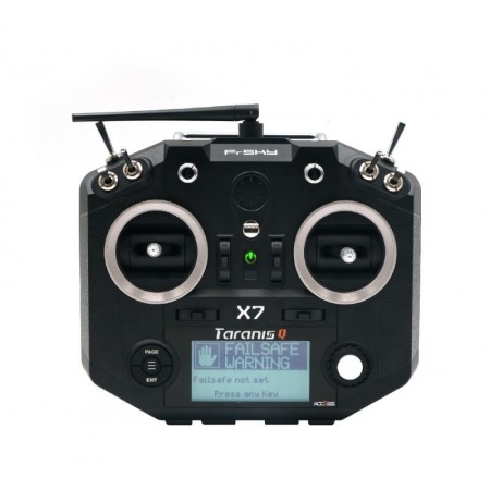 Taranis Q X7 émetteur 2.4G Mode 16CH pour RC Voiture ,Bateau, drone