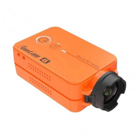 Caméra de sport RunCam2, édition 4K, HD 1080P, grand Angle 120 degrés, WiFi, quatre axes