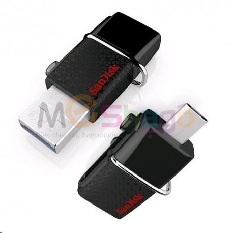 Clé USB 3.0 à Double Connectique 64GO