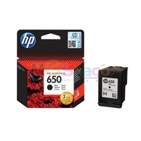 HP Cartouche Jet D'Encre Deskjet Hp 650 - Noir
