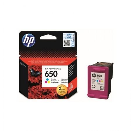 HP Cartouche Jet D'Encre Deskjet Hp 650 - couleur