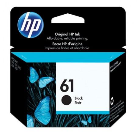 HP Cartouche 61- Noir
