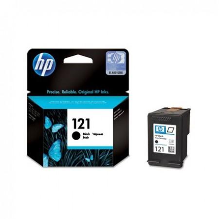 HP cartouche d'encre 121 - noir